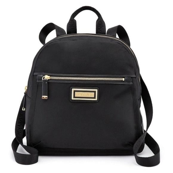 Calvin Klein Handbags - Calvin Klein Nylon Logo Backpack